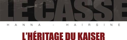 Rencontre avec Trevor Hairsine – Dessinateur du Casse