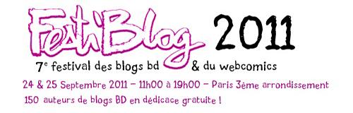 Rencontre avec Michaël Cesneau – Co-organisateur du Festiblog