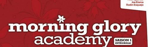Rencontre avec Joe Eisma – Co-créateur et dessinateur de Morning Glory Academy