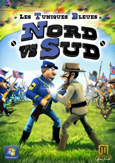 Test jeu vidéo : Les Tuniques Bleues – Nord vs Sud
