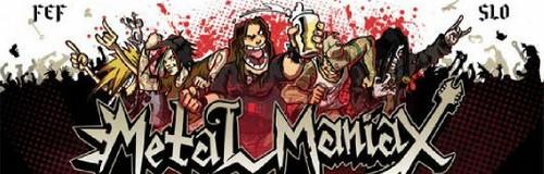 Rencontre avec Fef et Slo – Auteurs de Metal Maniax