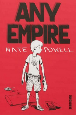 Any Empire (Powell) – Sarbacane – 24€