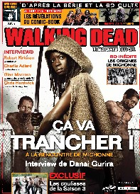Walking Dead : le magazine officiel en janvier 2013