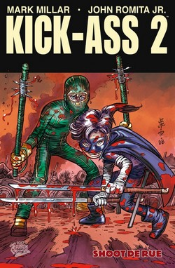 Kick-Ass 2 T2 (Millar, Romita Jr, White & Brown) – Panini Comics – 12€