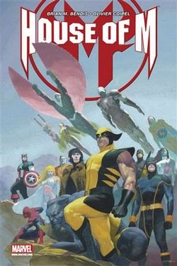 House of M (Bendis, Coipel, D'Armata) – Panini Comics – 16,30€