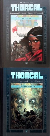 Thorgal – La Collection T10 & T11 (Van Hamme, Rosinski) – Hachette – 11,99€
