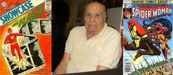 Carnet noir : disparition de Carmine Infantino