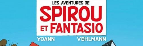Rencontre avec Yoann – Dessinateur de Spirou et Fantasio