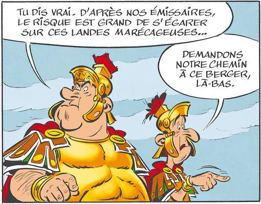 Astérix 6