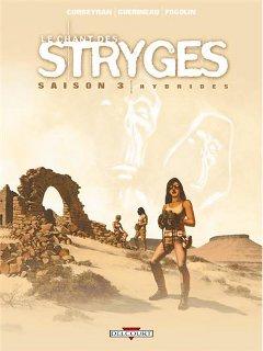 Le Chant Des Stryges - T15 - Hybrides