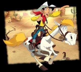 Garfield et Lucky Luke de retour dans le domaine du jeu vidéo