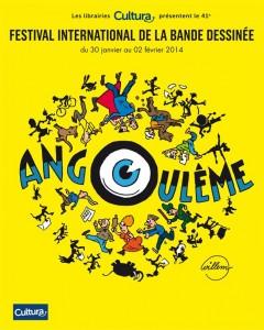 Affiche Angoulême