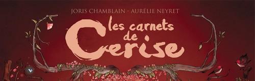 Rencontre avec Joris Chamblain et Aurélie Neyret – Auteurs des Carnets de Cerise