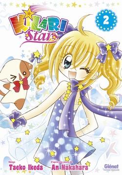 Kilari Star T2 (Nakahara, Ikeda) – Glénat – 6,90€