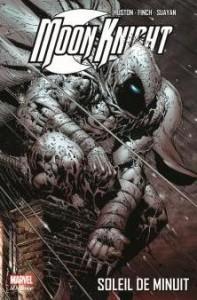 Moon Knight (Huston, Finch, Suayan) – Panini comics – 28,40€