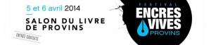 Salon du Livre de Provins 2014