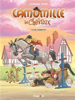 Camomille et les chevaux T4