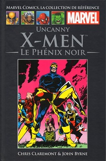 Marvel Comics X-Men Le Phénix Noir