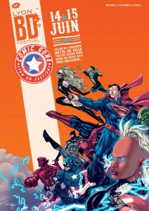 Retour sur le Comic' Gone (14 & 15 juin à Lyon)