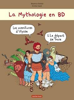 La Mythologie en BD T1