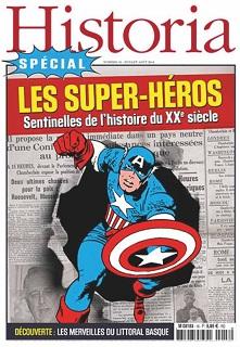 Historia : Numéro spécial consacré aux super-héros !