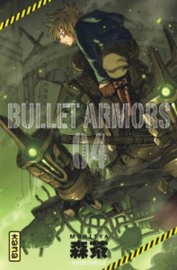 Bullet Armor T4 (Moritya) – Kana – 6,85€