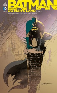 Batman : No man's land T2 (collectif) – Urban Comics – 28,00 €