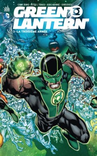 Green Lantern T3 (Johns, Tomasi, Mahnke, Pasarin, Chriscross) – Urban Comics – 17,50 €