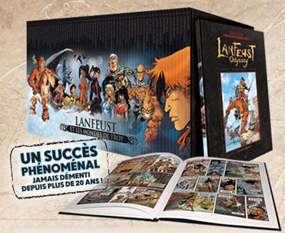 Résultats concours Lanfeust Hachette