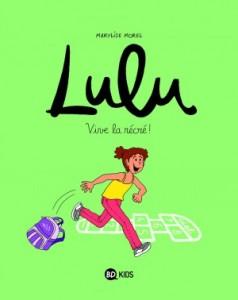 Lulu T1 (Morel) – BD Kids – 9,95€
