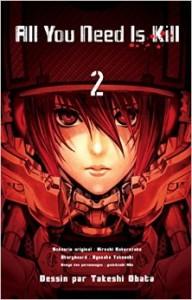 All You Need Is Kill T2 (Sakurazaka, Obata) – Kazé – 6,99€