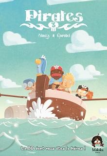 Pirates T3 (Shuky, Gorobei) – Makaka – 17€