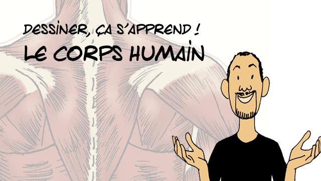 Assez Apprendre à dessiner le corps humain… Un projet en financement sur  TB31