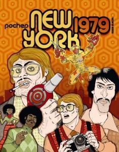 New-York 1979 (Pochep) – Fluide Glacial – 15€