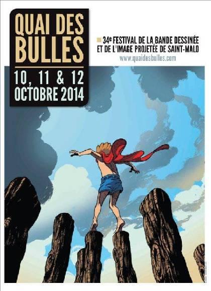 Festival Quai des Bulles J – 1