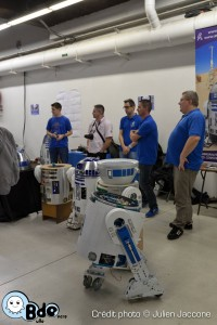 Stand R2D2 Builders