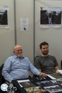 James Cosmo (Lord Mormont/Game of Thrones)