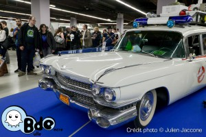 Voiture film Ghostbusters