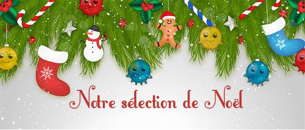 Notre sélection de Noël !