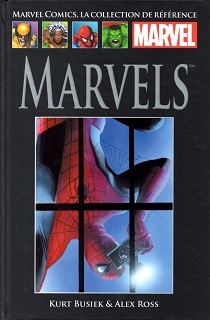 Marvel Comics, la Collection de Référence T14 – Marvels (Busiek, Ross) – Hachette – 12,99€