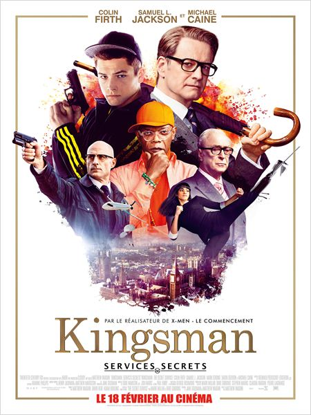 Kingsman – Services secrets