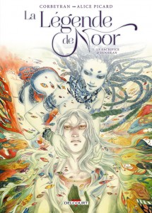 La légende de Noor bdencre