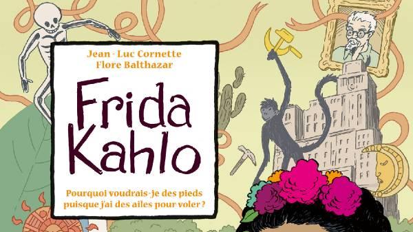 Rencontre avec Jean-Luc Cornette – scénariste de Frida Kahlo