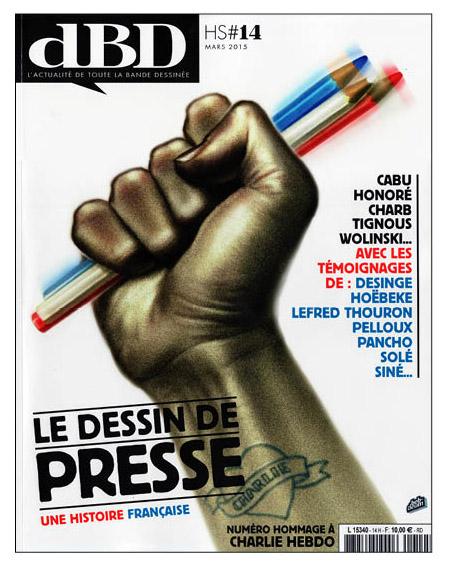 Un dBD dédié au dessin de presse