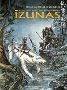 Izunas2-Cover_couvsheet
