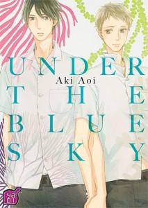 UnderTheBlueSky Aoi bulle d'encre
