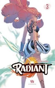Radiant T3 (Valente) – Ankama – 7,95€