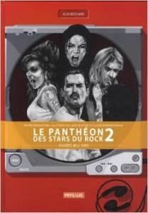 le pantheo des stars du rock 2