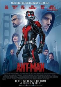 Ant-Man : de l'homme miniature au grand écran