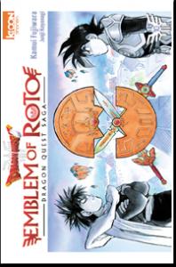 Dragon Quest, Emblem of Roto T10 (Fujiwara) – Ki-oon – 6,60€